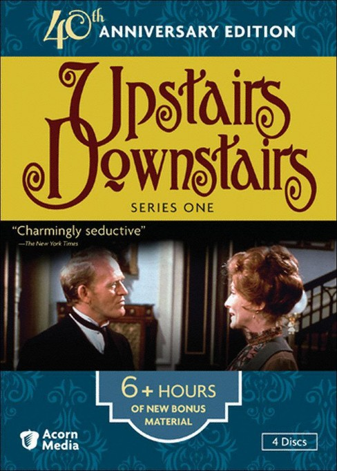 Upstairs Downstairs: Series One [40th Anniversary Edition] [4 Discs] - image 1 of 1