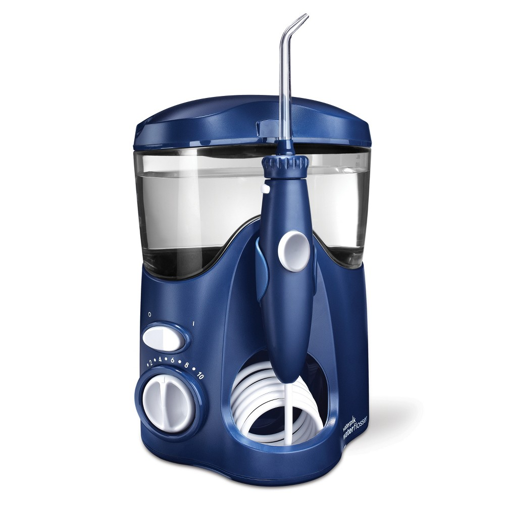 Image of Waterpik Oral Irrigator - Blue