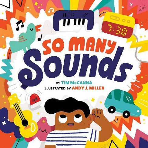 So Many Sounds - by  Tim McCanna (Hardcover) - image 1 of 1