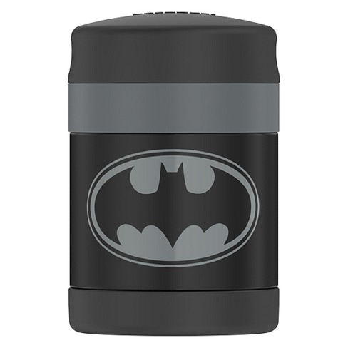 Thermos Batman 10oz FUNtainer Food Jar - Black - image 1 of 4