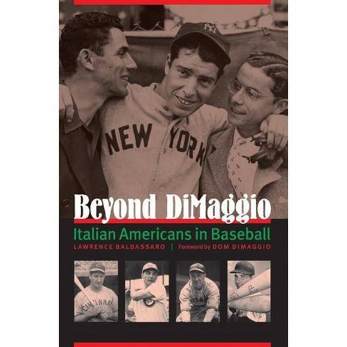 Beyond Dimaggio - by  Lawrence Baldassaro (Paperback) - image 1 of 1