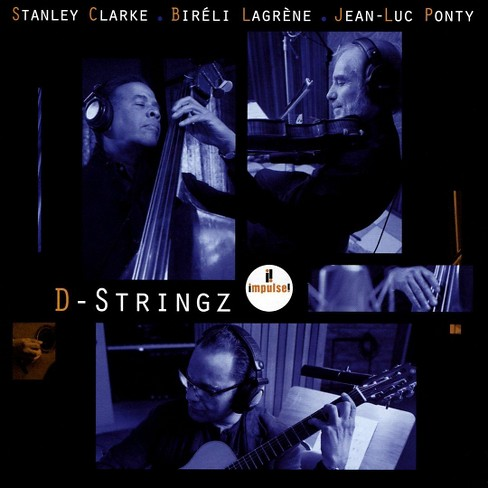 Stanley Clarke - D Stringz (CD) - image 1 of 1