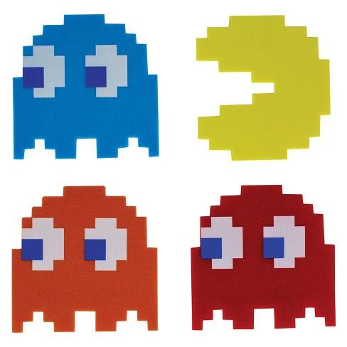 Pac-Man Coaster Set - image 1 of 2