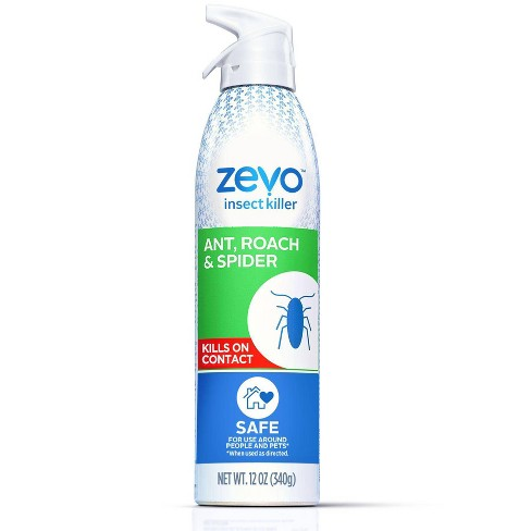 Zevo Ant Roach and Spider Crawling Insect Spray - 12oz - image 1 of 4