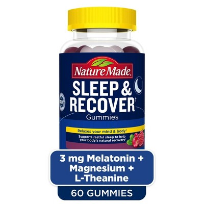 Nature Made Sleep & Recover Gummies - 60ct