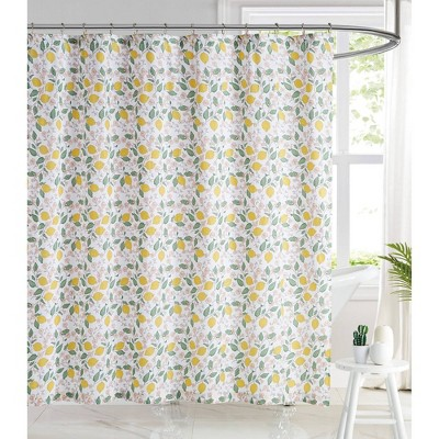 Verbena Shower Curtain - Brooklyn Loom