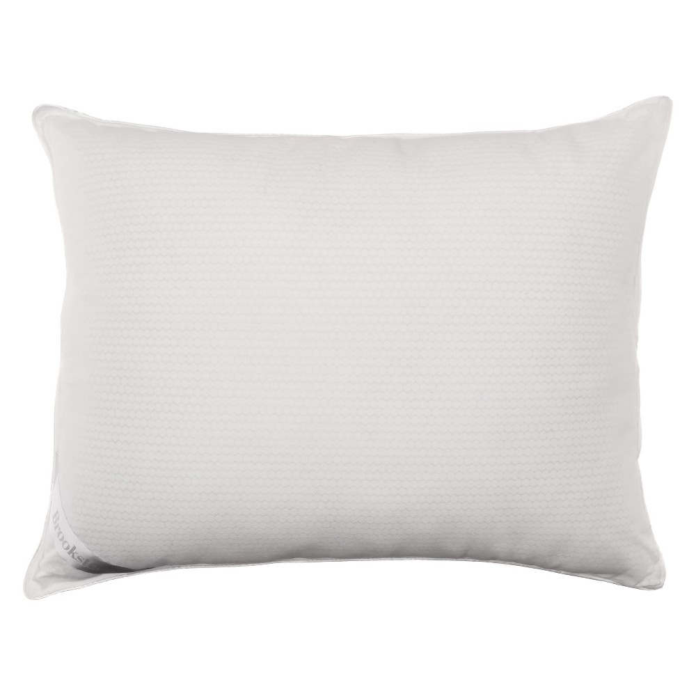 Image of Temperature Regulating Pillow (Standard) White - Brookstone