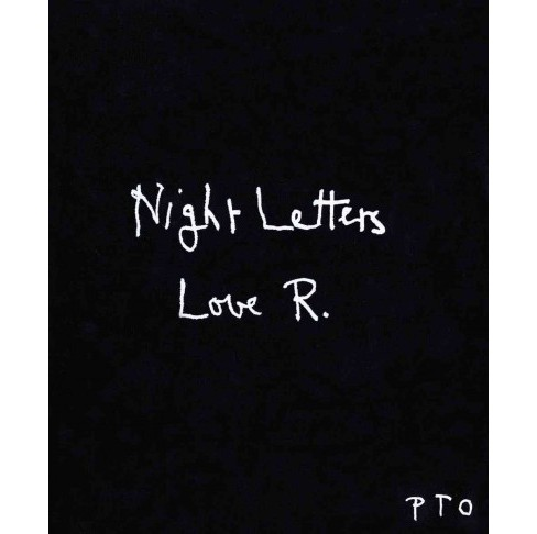Night Letters : Drawings & Gouaches (Hardcover) - image 1 of 1