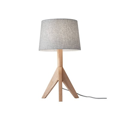 Eden Table Lamp Tan - Adesso
