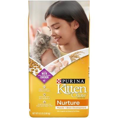 Purina Kitten Chow Nurture - Dry Cat Food