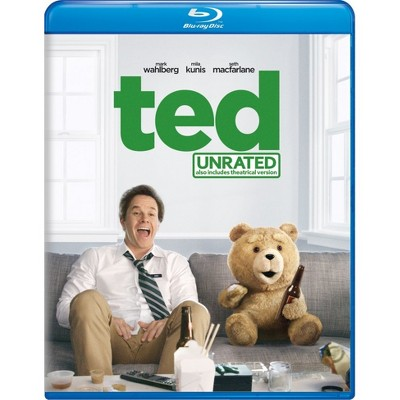 Ted(Blu-Ray)
