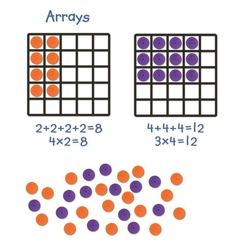 Learning Resources Giant Magnetic Array Set - image 1 of 4