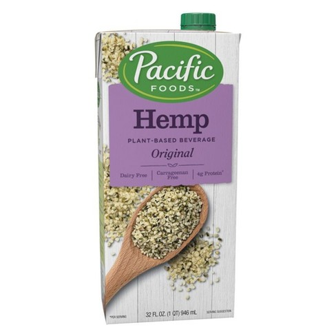 Pacific Foods Hemp Non-Dairy Beverage - 32 fl oz - image 1 of 1