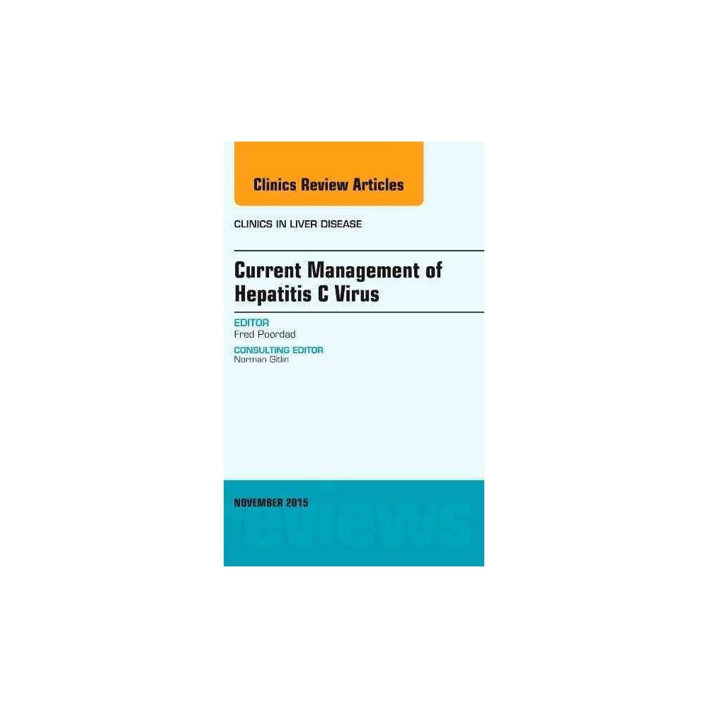 Current Management of Hepatitis C Virus (Hardcover)