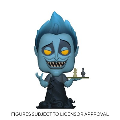 Funko POP! Disney: Villains - Hades with Chess Board (Target Exclusive)