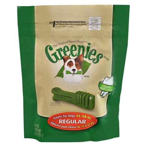GREENIES™ Dental Chew Treats for Dogs - Petite Dog (6 Oz) - image 1 of 1