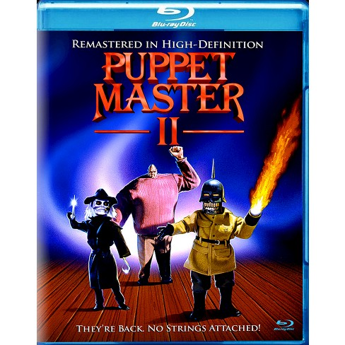 Puppet Master Ii (Blu-ray) - image 1 of 1