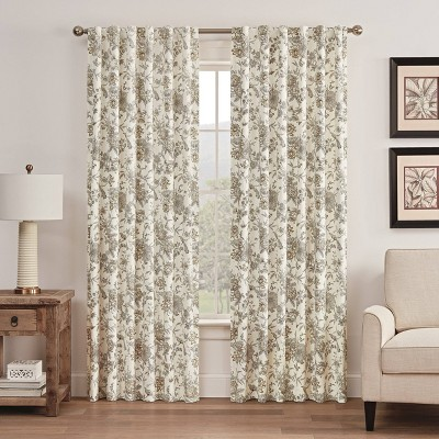 Lucchese Window Curtain - Waverly