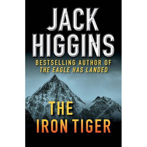 The Iron Tiger - by  Jack Higgins (Paperback) - image 1 of 1
