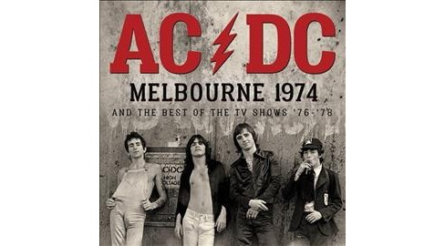 Ac & Dc - Melbourne 74 (CD) - image 1 of 1