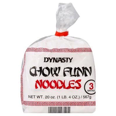 Dynasty Chow Fun Noodles - 20oz