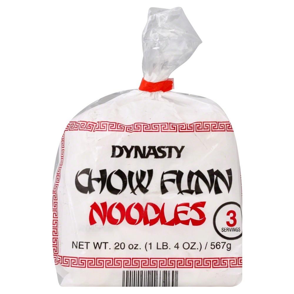 Dynasty Chow Fun Noodles 20 oz
