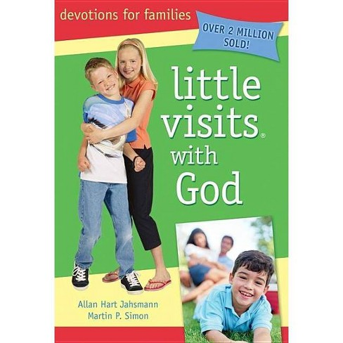 Little Visits with God - 4 Edition by  Allan Hart Jahsmann & Martin P Simon (Paperback) - image 1 of 1