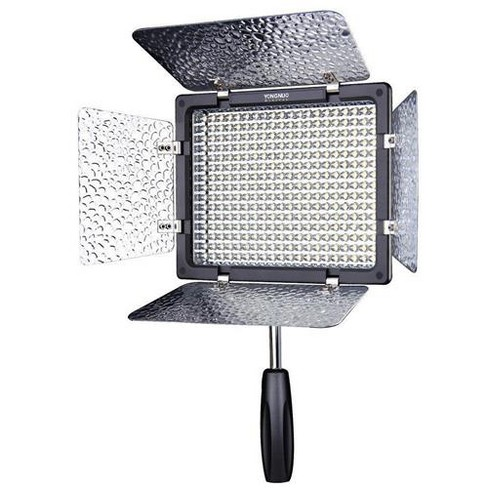 Yongnuo YN-300III LED Variable-Color On-Camera Light - image 1 of 2