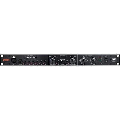 Warm Audio TB12 Black Tonebeast Microphone Preamp