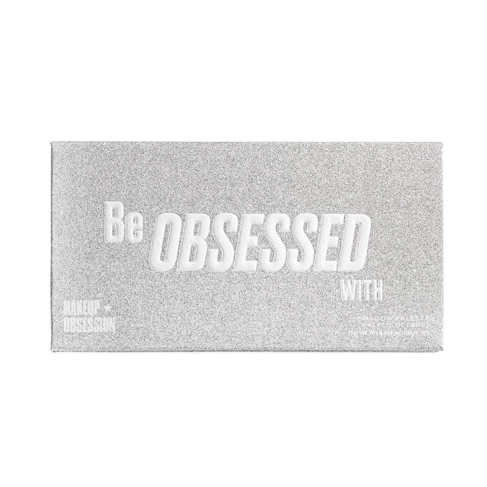 Image of Makeup Obsession Be Obsessed With Eyeshadow Palette - 0.736oz