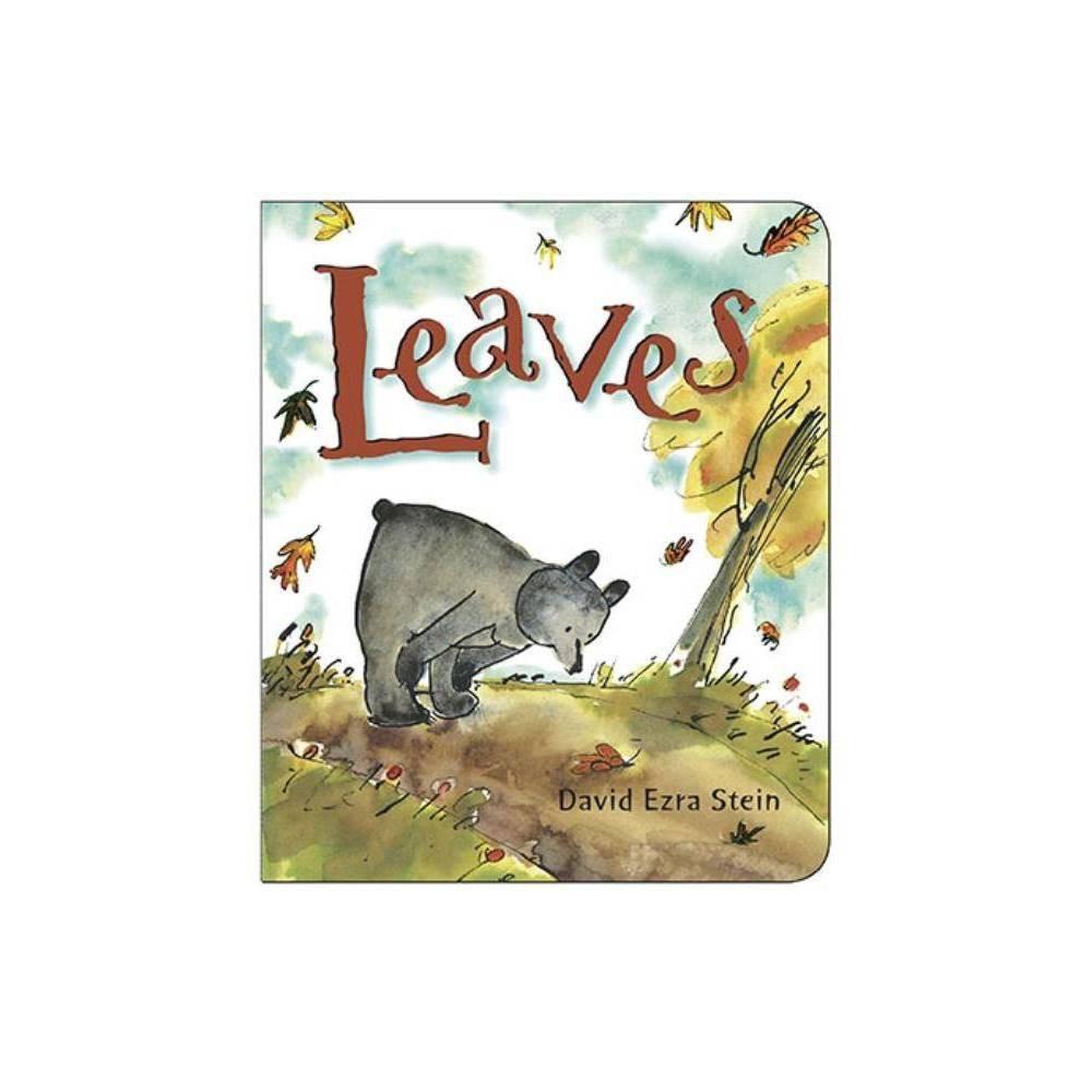 Leaves By David Ezra Stein Board Book