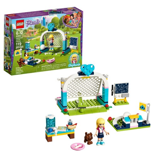 Lego Friends Stephanies Soccer Practice 41330 Target