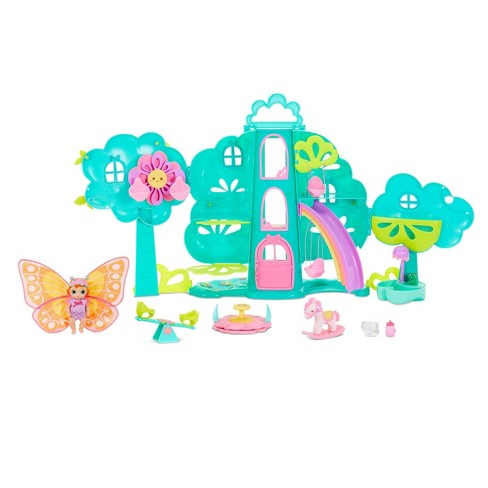 BABY born Surprise Treehouse Surprise Playset - image 1 of 4