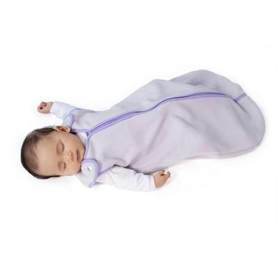 Swaddle Wrap baby deedee Lavender Wearable Blanket