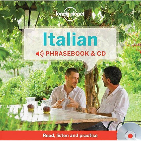 Lonely Planet Italian Phrasebook - 3 Edition (Mixed media product) - image 1 of 1