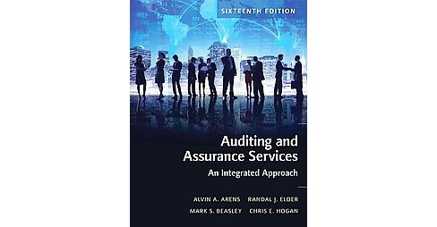 Auditing and Assurance Services : An Integrated Approach (Student) (Hardcover) (Alvin A. Arens & Randal - image 1 of 1