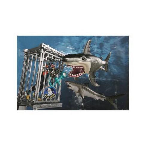 Animal Planet Extreme Shark Adventure Playset - image 1 of 2