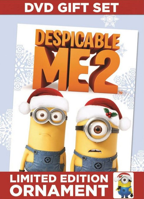 Despicable Me 2 (With Limited Edition Ornament) (dvd_video) - image 1 of 1