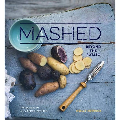 Mashed - by  Holly Herrick (Hardcover) - image 1 of 1