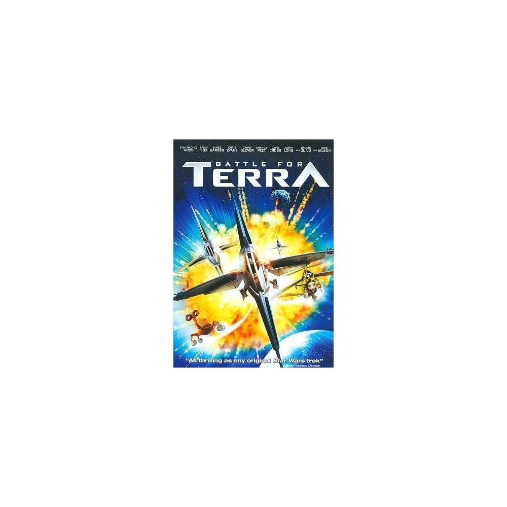 Battle For Terra (Dvd), Movies