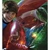 Light-Up Kaleidoscopic Gbop - Great Big Outdoor Play Ball, Multi - Hearthsong - image 2 of 2