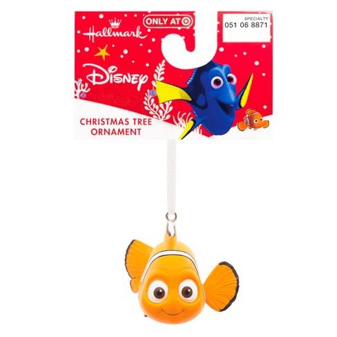 - Hallmark Disney Finding Dory Nemo Christmas Ornament : Target