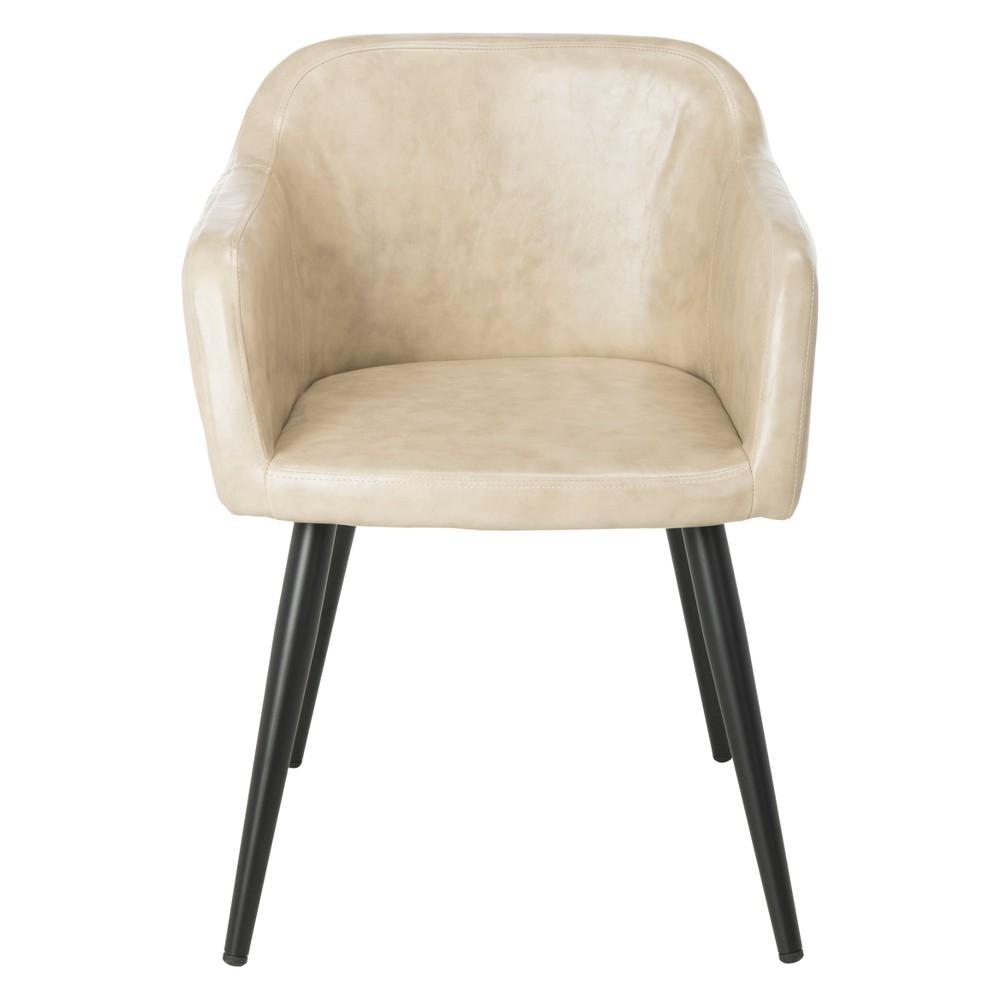 Adalena Accent Chair Beige - Safavieh