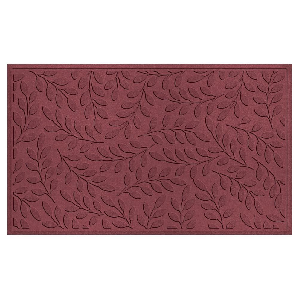 Bordeaux (Red) Doormat - (3'X5') - Bungalow Flooring