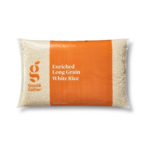 White Rice - 10LB - Good & Gather™ - image 1 of 2