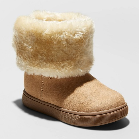 Toddler Girls' Opal Convertible Fashion Boots - Cat & Jack™ - image 1 of 4