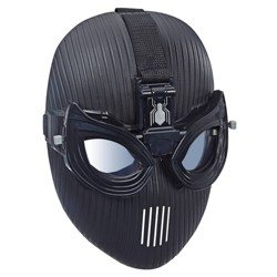 Marvel Spider-Man: Far From Home Spider-Man Stealth Suit Mask for Spider-Man Roleplay