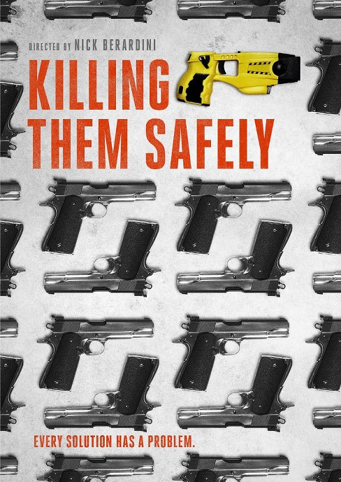 Killing them safely (DVD) - image 1 of 1