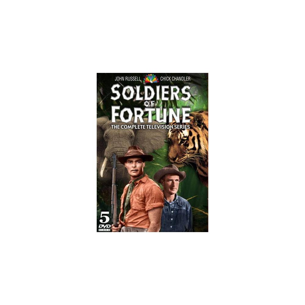 Soldiers Of Fortune Dvd 2010