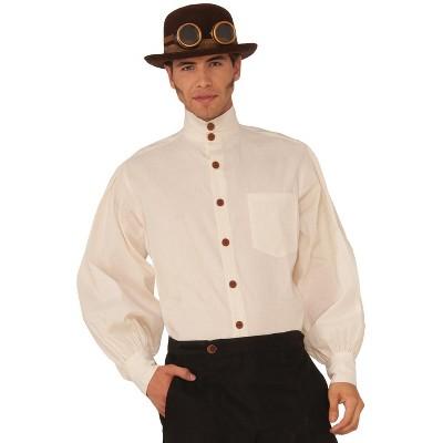Forum Novelties Steampunk Shirt Adult Costume (Beige)